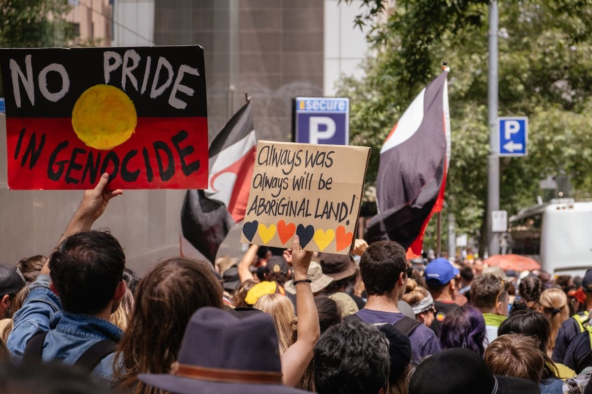 Reflections of a White Parent Standing Against Racism in Australia :: Resource List