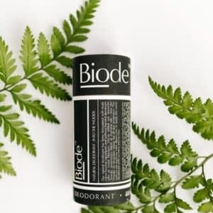 Beautiful Biode's Zero-Waste Natural Deodorant