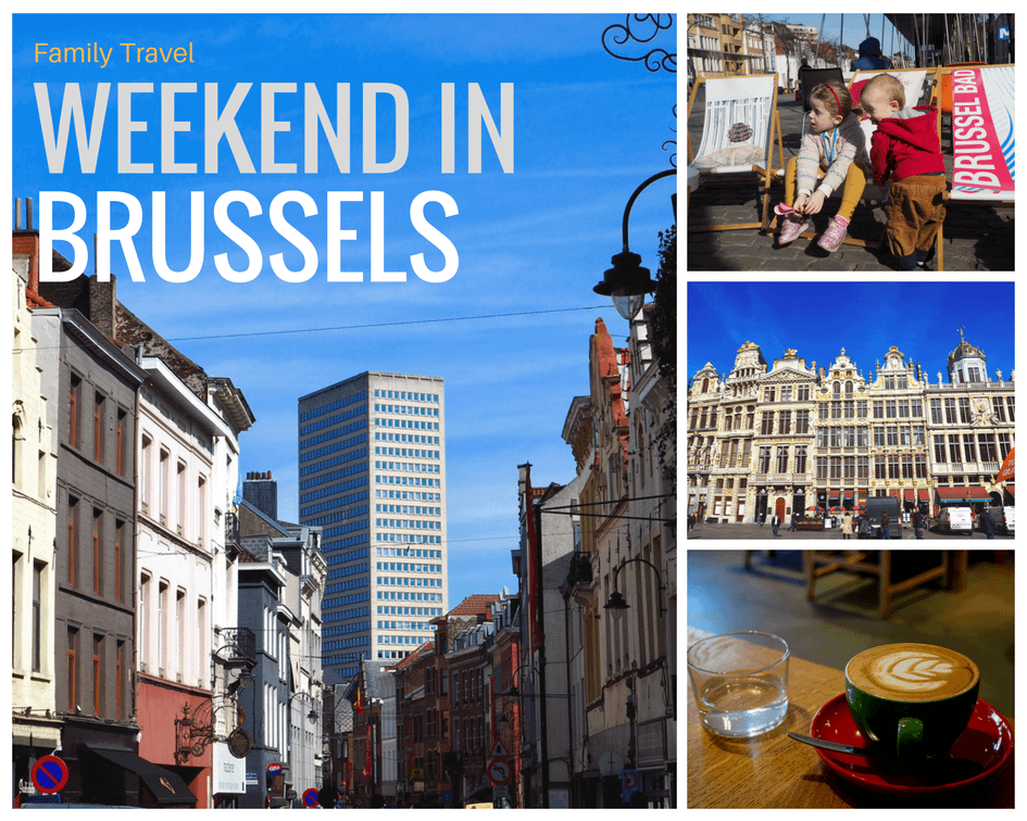 A Family Visit to Brussels