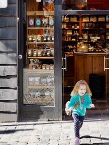 Chocolate shop heaven